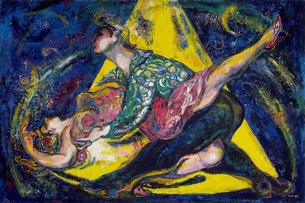 Stardust / Salón México (1996)