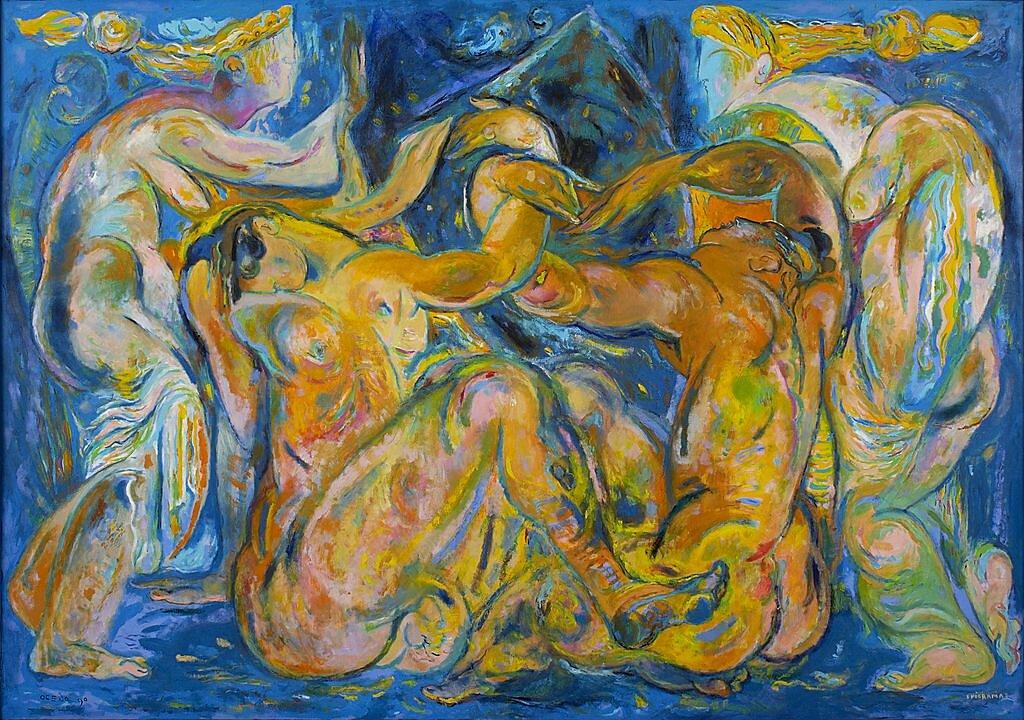Epigramas / Los vencedores (1990)