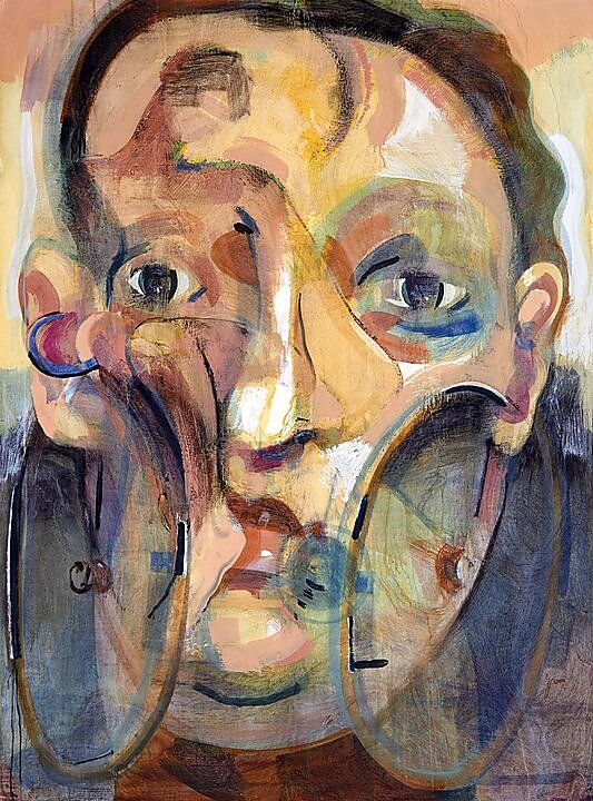 Pintura Luciano Spanó